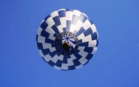 Vyhlídkové lety velkým balónem v celé ČR
