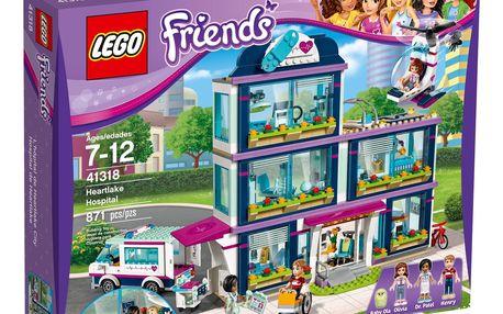 LEGO® Friends 41318 Nemocnice v Heartlake