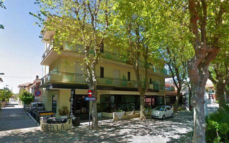 8–10denní Itálie, Emilia Romagna | Až dvě děti ZDARMA | Hotel Mirella *** s polopenzí | 150m od pláže | Autobusem nebo vlastní doprava