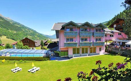 Letní dovolená v Rakousku: krásné hory, neomezené wellness i polopenze