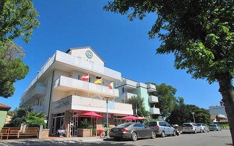 8–10denní Itálie Lignano | Hotel Nuova Graziosa*** | Polopenze | Autobusem nebo vlastní