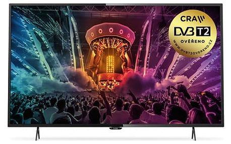 Televize Philips 43PUS6101 černá