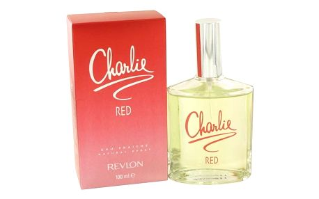 Revlon Charlie Red Eau de Fraiche dámská 100 ml
