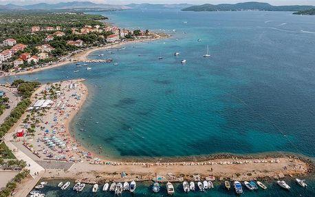 8–10denní Chorvatsko Vodice | Apartmány Jasna*** | Autobusem nebo vlastní doprava