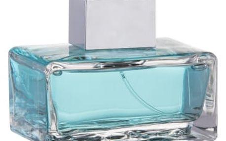 Antonio Banderas Blue Seduction For Women 100 ml toaletní voda poškozená krabička pro ženy
