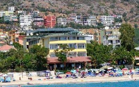 Turecko - Alanya na 11 dní, all inclusive s dopravou letecky z Popradu nebo Bratislavy