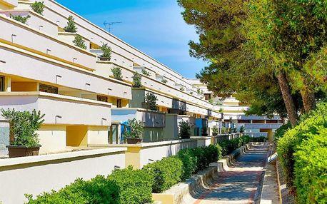 Itálie - Apulská oblast (Puglia) na 8 až 11 dní, all inclusive nebo polopenze s dopravou vlastní