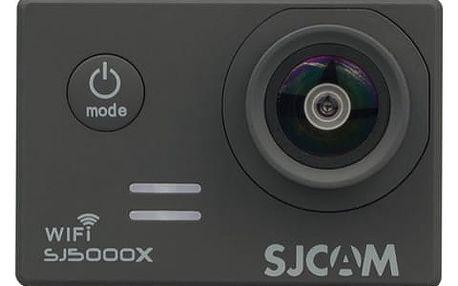 Outdoorová kamera SJCAM SJ5000X ELITE černá
