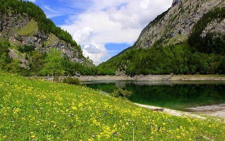 Rakouské Alpy na léto s polopenzí