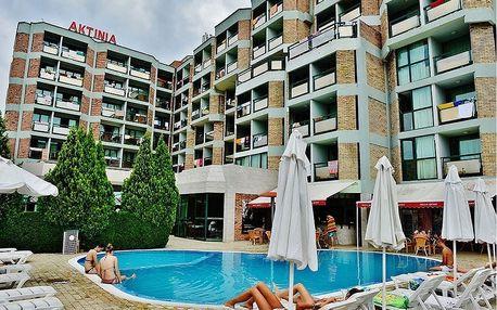 Bulharsko - Slunečné Pobřeží na 8 dní, polopenze s dopravou letecky z Prahy