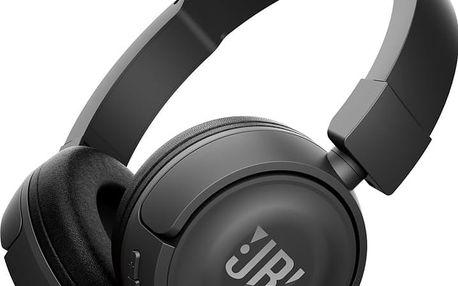 JBL T450BT, černá - JBL T450BTBLK
