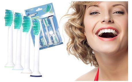 Náhradní hlavice na elektrické zubní kartáčky značky Philips Sonicare