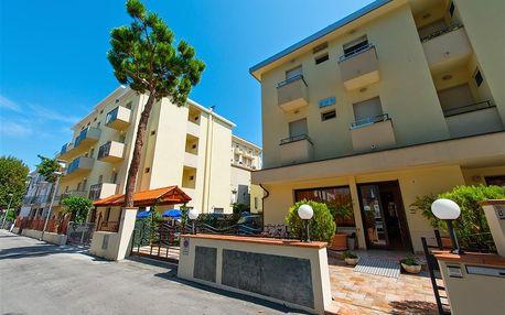 8–10denní Itálie, Rimini | Až dvě děti ZDARMA | Hotel Vannucci***, polopenze | Autobusem nebo vlastní doprava