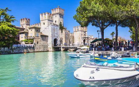 Benátky, Verona, Lago di Garda, Florencie a Řím