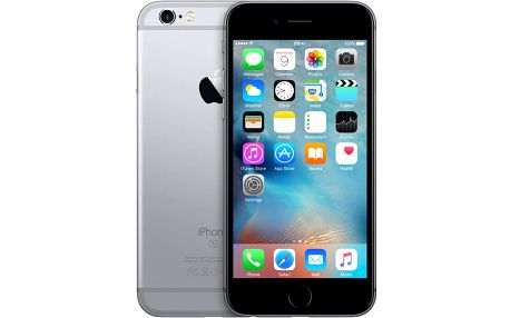 Apple iPhone 6s 128GB, šedá - MKQT2CN/A
