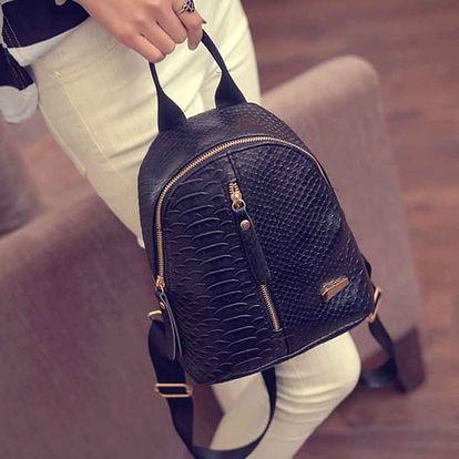 Dámský batůžek v elegantním designu