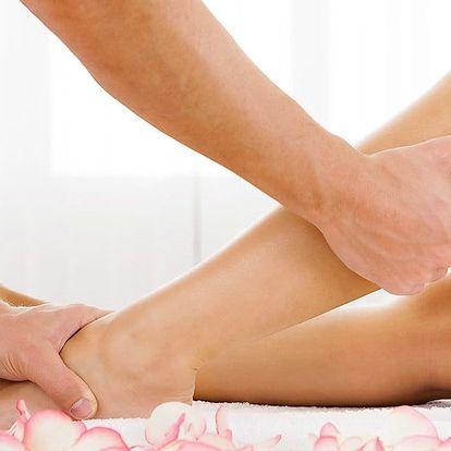 Ruční lymfatická 60minutová masáž