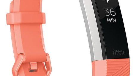 Fitbit Alta HR Coral - Small - FB408SCRS-EU