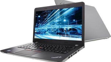 Lenovo ThinkPad E460, stříbrná - 20ET003DMC
