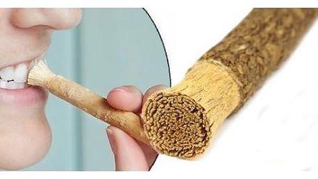 Přírodní kartáček na zuby Miswak