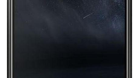 Smartphone Nokia 3, dual SIM, černá 11NE1B01A16