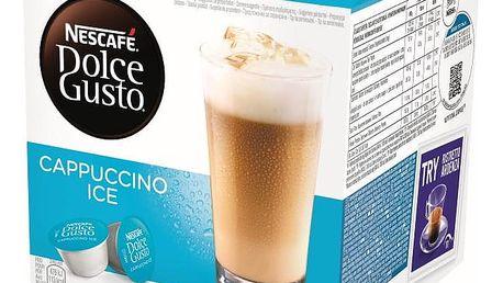 Káva Dolce Gusto Cappuccino Ice, 8 + 8 ks