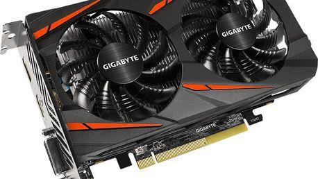 GIGABYTE Radeon RX 460, 2GB GDDR5 - GV-RX460WF2OC-2GD