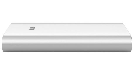 Xiaomi Power Bank 16000 mAh, stříbrná - NDY-02-AL