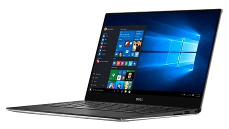 Dell XPS 13 (9360) Touch, stříbrná - TN-9360-N2-713S