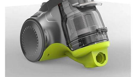 Vysavač podlahový VAX Air Silence Powered Pet C85-AS-PH-E šedý/zelený + Doprava zdarma