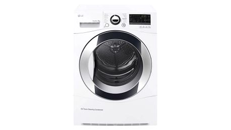 Sušička prádla LG RC8055AH2M bílá + Doprava zdarma