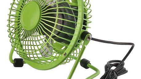 Ventilátor stolní Ardes 5F01G zelený