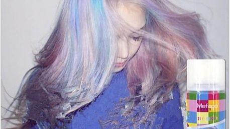 Barva na vlasy ve spreji 120 ml