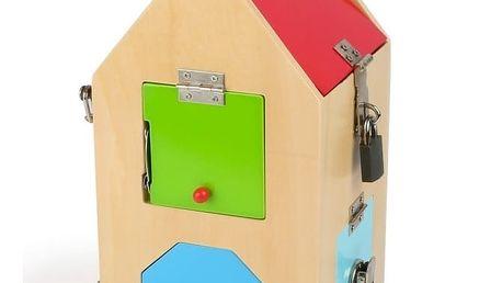 Dřevěný domek Legler House of Locks - doprava zdarma!
