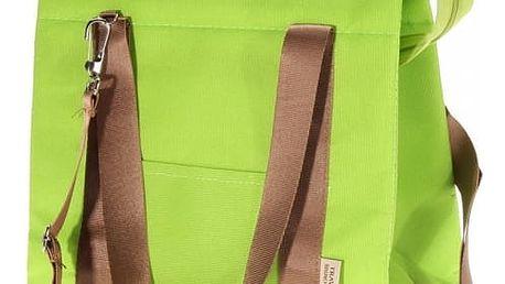 Prostorná termo taška na potraviny - 4 barvy