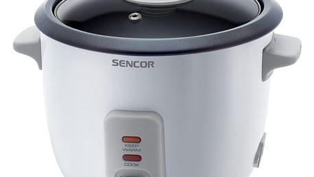 Vařič rýže Sencor SRM 0600WH