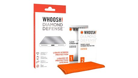 WHOOSH! Diamond Defense tekutá ochrana displeje - WH-1FGDDENFR