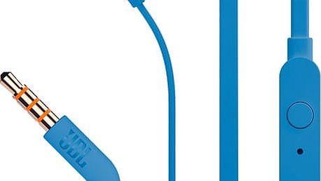 JBL T110, modrá - JBL T110BLU