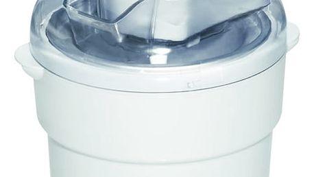 Zmrzlinovač Clatronic ICM 3581 bílý