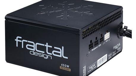 Fractal Design Integra M 450W - FD-PSU-IN3B-450W