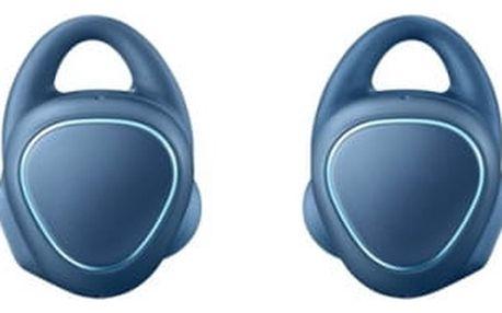 Sluchátka Samsung Gear IconX (SM-R150NZBAXEZ) modrý