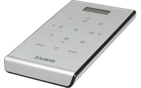 Zalman ZM-VE500, stříbrná - ZM-VE500 SILVER