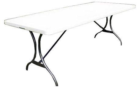 Zahradní skládací stůl - 244 cm