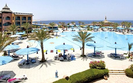 Hotel Dreams Beach Marsa Alam, Marsa Alam, Egypt, letecky, all inclusive
