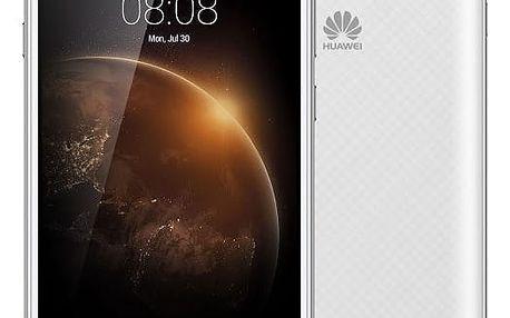 Huawei Y6 II Compact, Dual Sim, bílá - SP-Y6IICDSWOM