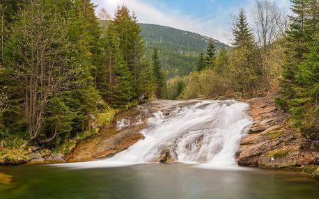 Na túry do Krkonoš: pobyt se snídaní a bazénem