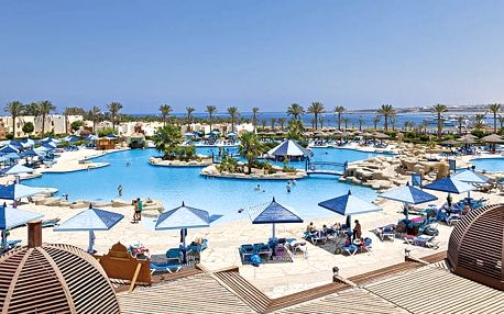 Hotel Sunrise Royal Makadi Resort & Spa, Hurghada, Egypt, letecky, all inclusive