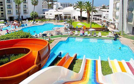 Hotel Kenzi Europa, Agadir, Maroko, letecky, all inclusive
