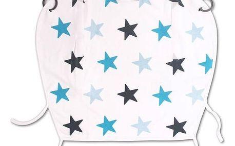 Sluneční clona Dooky Blue Stars - univerzální