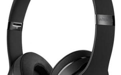 Sluchátka Beats Solo3 Wireless On-Ear (MP582ZM/A) černá